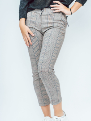 checkered trousers 1